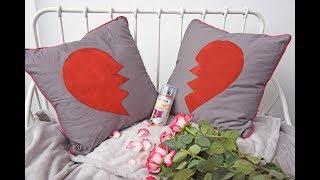 DUPLI-COLOR - Herzkissen zum Valentinstag