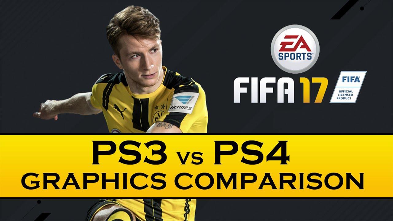 FIFA 19 | Ps3 vs Ps4 Graphics & Gameplay Comparison - YouTube |Ps4 Graphics Vs Ps3 Fifa 14
