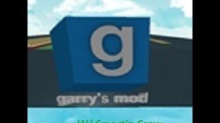 Roblox GMOD Garry es Mod W/Penguin, Bleach und Com