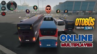 ONLINE - MULTIPLAYER GELDİ !! OTOBÜS SİMULATOR ULTIMATE !! (PC - ANDROID - IOS)