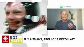 Apollo 11, 50 ans plus tard