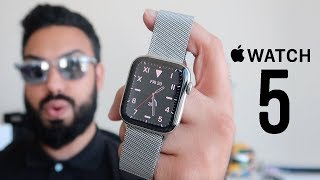 Apple Watch Series 5 UNBOXING and REVIEW