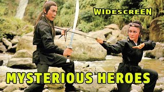 Video Wu Tang Collection - Mysterious Heroes (WIDESCREEN) download MP3, 3GP, MP4, WEBM, AVI, FLV November 2017