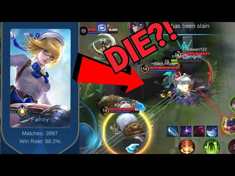 Ranked Highlights #3 Randy25 Top Global Fanny | Mobile Legends