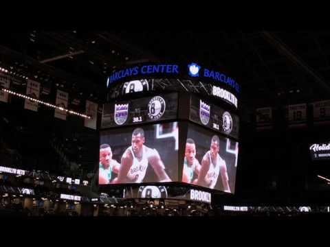 Brooklyn Nets 2016-2017 Intro (vs. Sacramento Kings)