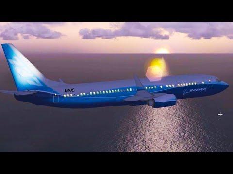 SARAÇ HAVAYOLLARI! - Flight Simulator X