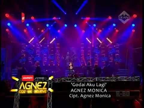 Coz We Believe : GODAI AKU LAGI #AgnesMonica2012