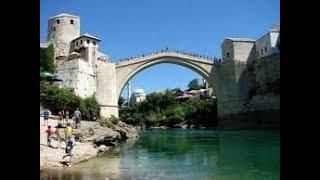 Mostar , Bosnie Herzégovine in Ultra 4K