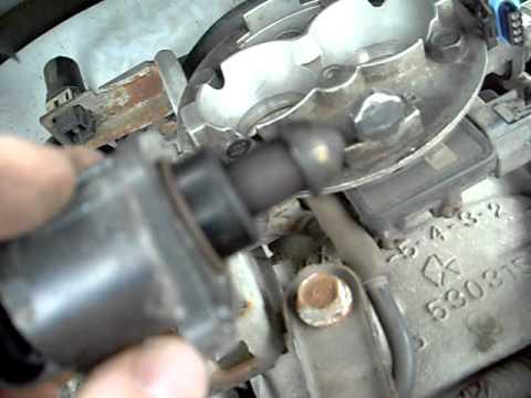 1999 Jeep Cherokee Crankshaft Sensor Wiring Diagram 3 9 V6 Magnum Iac Rough Idle Youtube