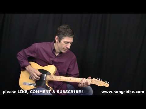 Tennessee Whiskey  Chris Stapleton: 365 Riffs For Beginning Guitar !!