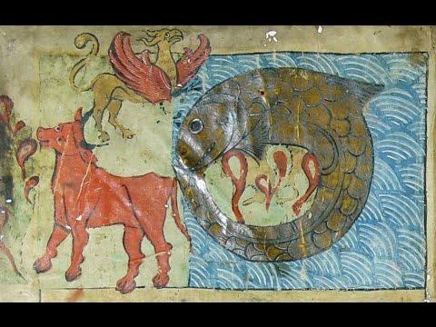 Giant Monster Trio: Behemoth, Leviathan, and Ziz (Mythology Monday)