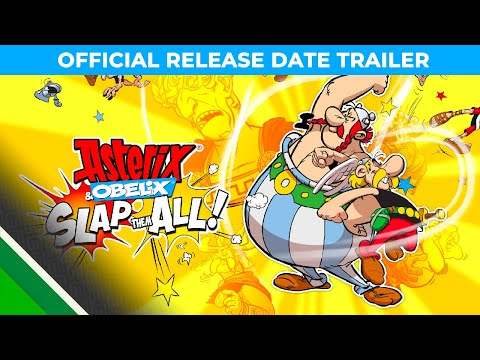 Asterix & Obelix: Slap them All! выходит на Xbox в конце ноября