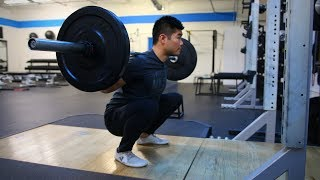 5 Tips for a Better Squat!!!