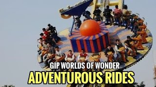 WOW Amusement Park Noida | Worlds Of Wonder