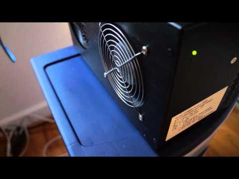 110GH/s Avalon Bitcoin Miner