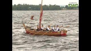По следам Ермака. Самарские казаки отправились по Волге в Жигулевскую кругосветку