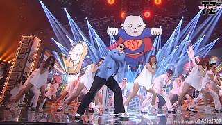 Cover images PSY(싸이) - GANGNAM STYLE 강남스타일 Stage Mix~~!!