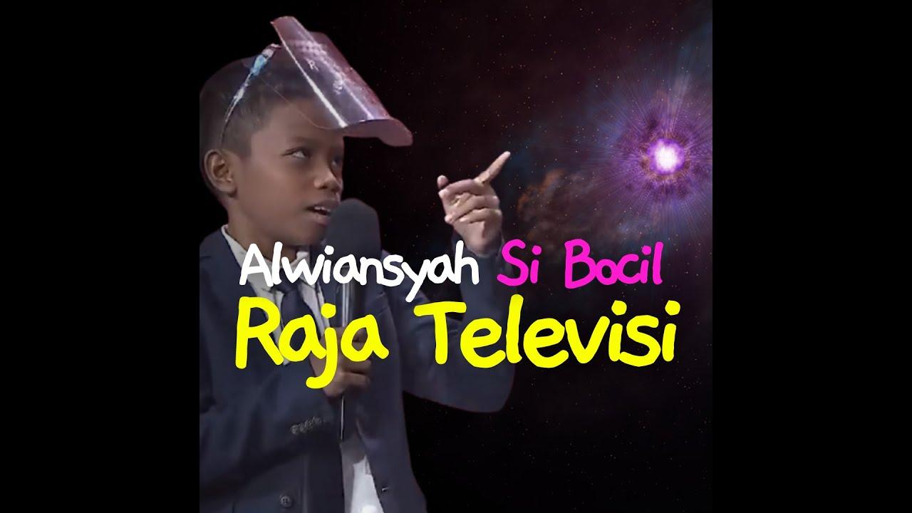 Alwiansyah Si Bocil Raja Televisi