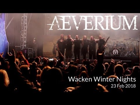 aeverium wacken winter nights 2018 highlights youtube. Black Bedroom Furniture Sets. Home Design Ideas