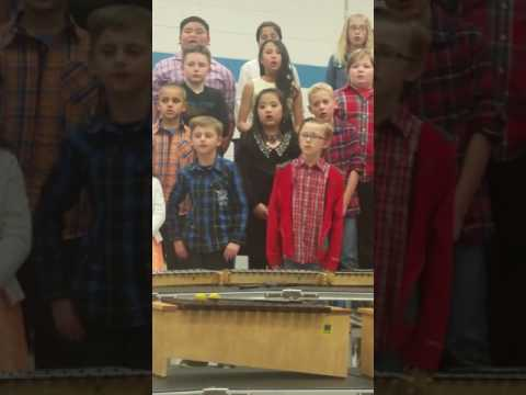 Ashani concert at Hintgen Elementary School part2