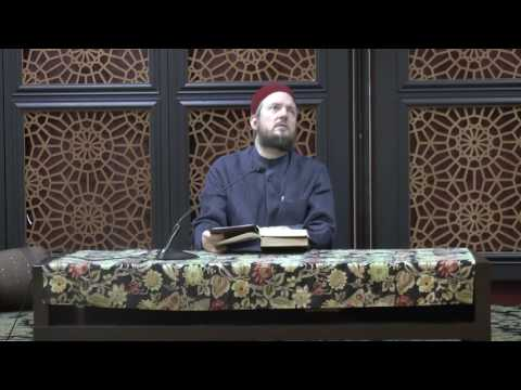 Touring the Gardens of the Righteous   Shaykh Jihad Brown (Part 13)