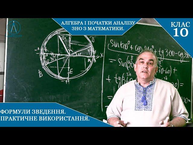 10 клас. Алгебра. Формули зведення. Практика.
