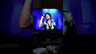 Bruno Mars live at the Apollo