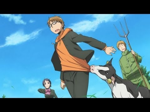 Silver Spoon Anime