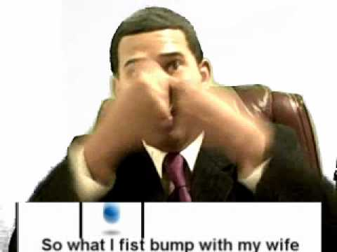 T.I.- Whatever You Like SPOOF! (OBAMA- Whatever I...