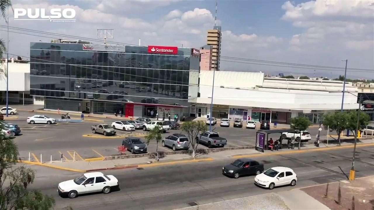 Plazas vacías por COVID 19