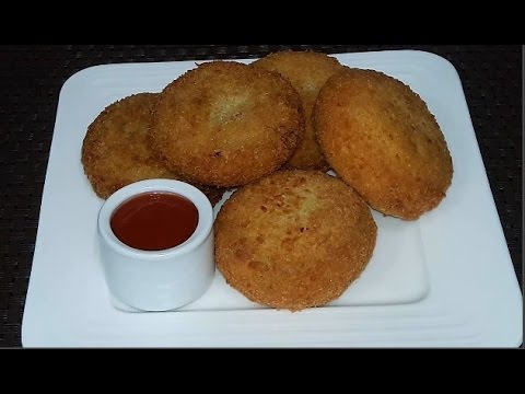 Potato Chop Bangla Recipe with Egg   ???? ??