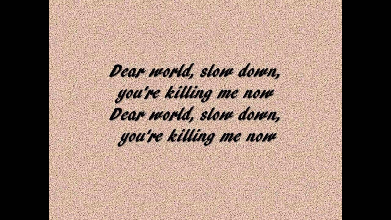 Download Boy Epic - Dear World (lyrics)