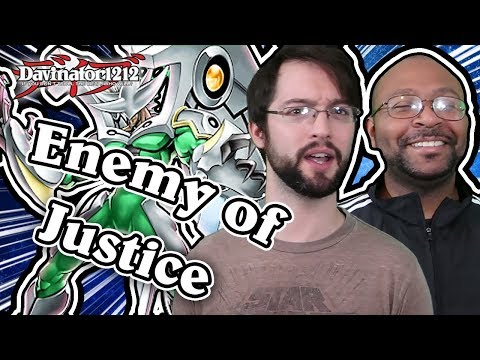 Top 10 Best Cards in Enemy of Justice!