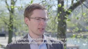 Säästöpankki High Yield -rahaston salkunhoitajan haastattelu | Säästöpankki Sparbanken