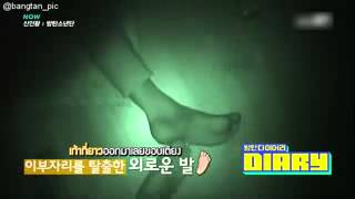Download Video V disturbing BTS members was sleeping!! FunnyxD MP3 3GP MP4