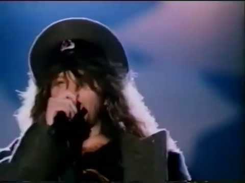 Bon Jovi - Let It Rock (Moscow 1989)