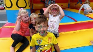 Kidsmiddag winkelcentrum 't Plateau / Spijkenisse 2017
