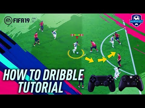 FIFA 19 DRIBBLING TUTORIAL - THE SPEED DRIBBLING - MOST EFFECTIVE