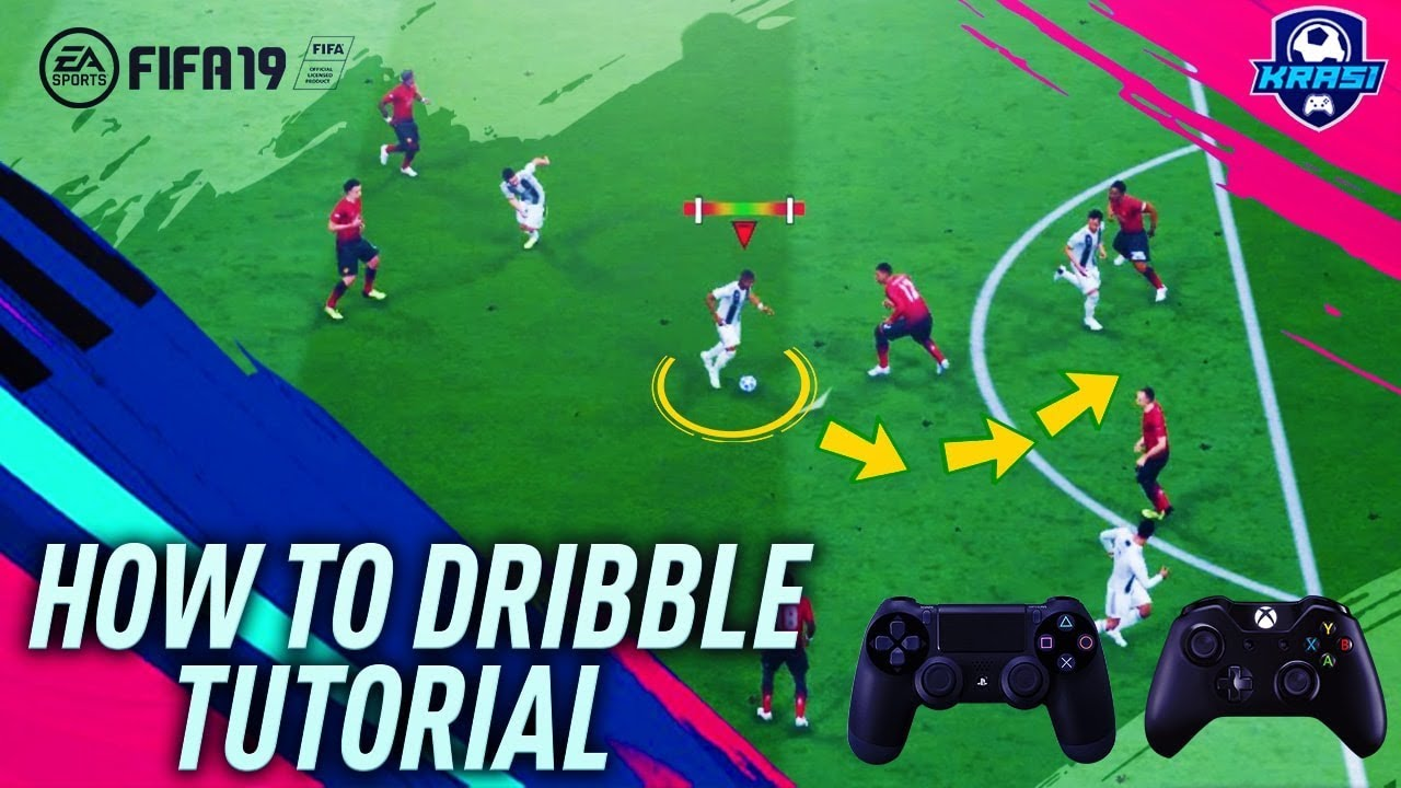 FIFA 19 Dribbling Tutorial | How to Beat Players | Dexerto com