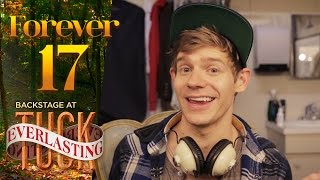 Episode 5 - Forever 17: Backstage at TUCK EVERLASTING with Andrew Keenan-Bolger