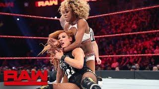 Download Becky Lynch vs. Alicia Fox: Raw, April 22, 2019 Mp3 and Videos