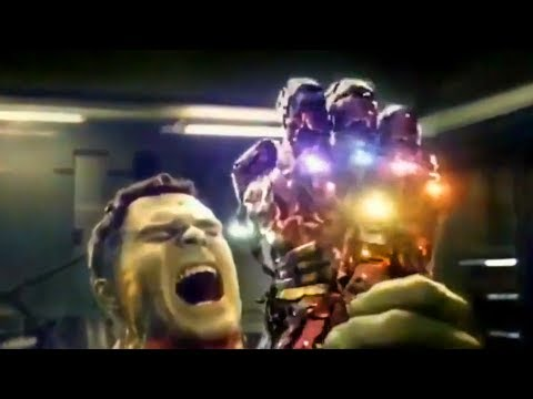 THE REAL REASON HULK STRUGGLED TO SNAP (and Tony Snapped So Easily) in AVENGERS ENDGAME