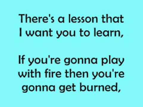 Lily allen - friday night lyrics
