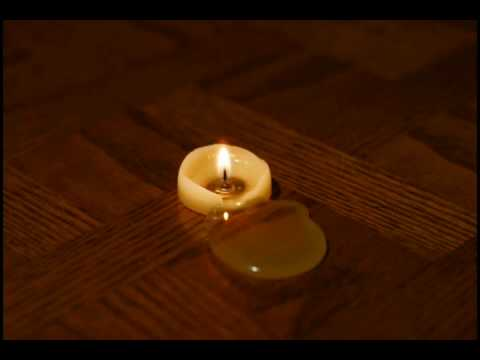 Time Lapse: Candle