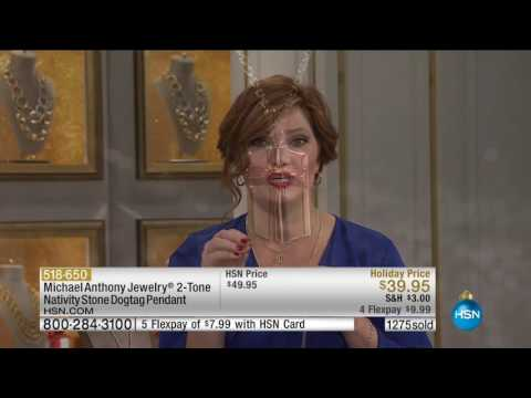 HSN | Michael Anthony Jewelry Gifts 12.17.2016 - 03 PM