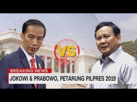 FULL - Prabowo - Sandi, Jokowi - Ma'ruf Amin Daftar Pilpres 2019 #JokowiMaruf #PrabowoSandi Mp3