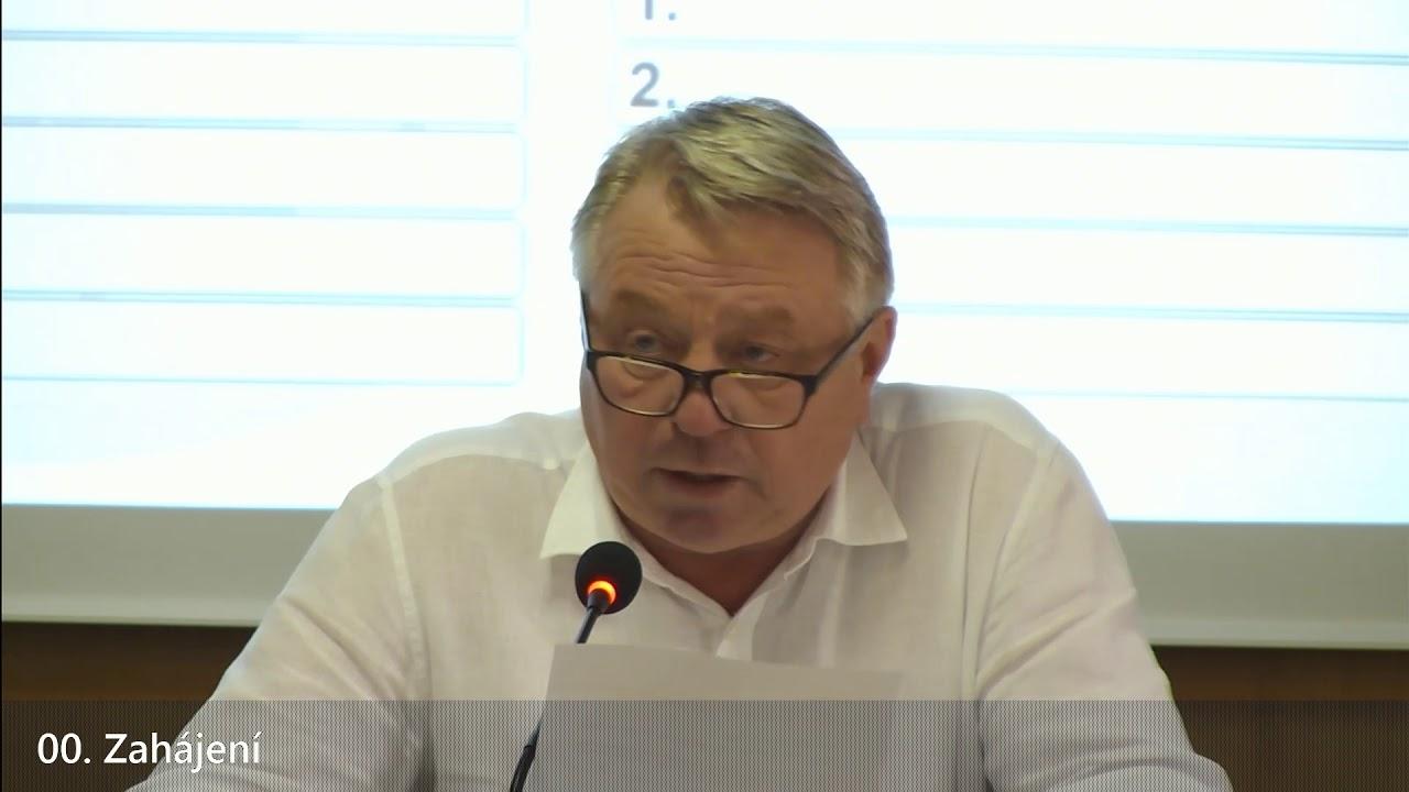 Zastupitelstvo města Pelhřimov 21.6.2017