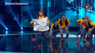 Dance Champions | Wild Ripperz's dance like a pro