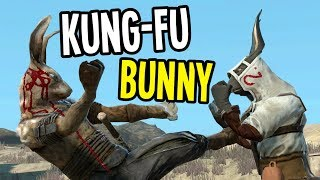 KUNG-FU BUNNY vs EVIL OVERLORDS!! - Overgrowth Gameplay Introduction