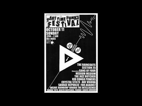 Abe Vigoda - 2009-10-11 - Part Time Punks Festival, The Echoplex LA